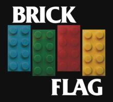 Brick Flag W Kids Clothes