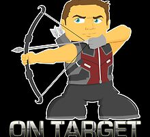 On Target Avenger by SCoffin