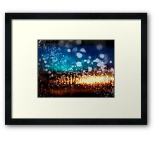 The Magic of 03:00 Framed Print