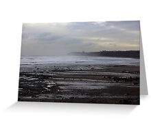 Looking Towards Whitby Greeting Card