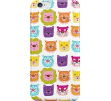 Glowing cats! iPhone Case/Skin