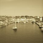the harbour by pablitoblusher