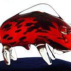 Glass Bull by rogerlloyd