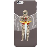 The Winged knight iPhone Case/Skin