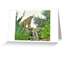 Search for the Hunt Greeting Card