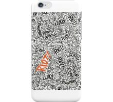 Paramore - Riot! iPhone Case/Skin