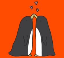 Lovely Love Penguins Kids Clothes