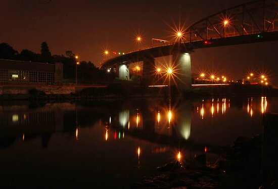 Night Reflections by Kathleen Struckle