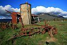 buxton farm by Donovan wilson