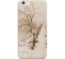 Sleeping Nature iPhone Case/Skin
