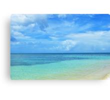 Dominican Beaches  Canvas Print