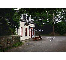 traditional  irish pub Photographic Print