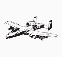 A-10 Thunderbolt II Kids Clothes