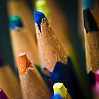 Color Me Pencils 3 by Jo Anne Shinn