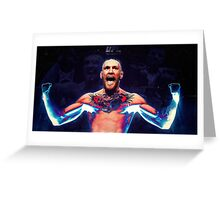 UFC - Conor ''Notorious'' McGregor Greeting Card