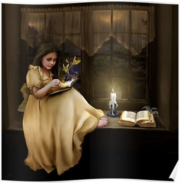 The Magic of Books by Tammara