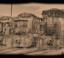 out of service by pdsfotoart