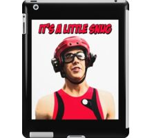 The Flash - It's a little Snug iPad Case/Skin