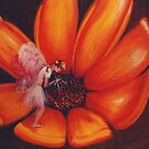 Flower Fairy by Jill Mattson