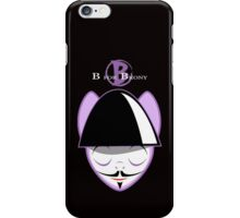 B for Brony iPhone Case/Skin