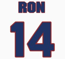National baseball player Ron Swoboda jersey 14 by imsport