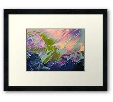 Hold Fast To Dreams Framed Print