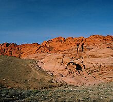Red Rock Canyon by LaurieRyan