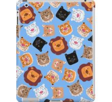 Smiley cats iPad Case/Skin