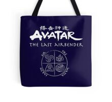 Avatar, the Last Airbender, Four Nations, Ang Tote Bag