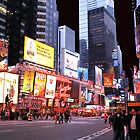 Times Square by AngelPhotozzz