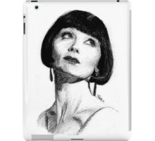 The Honourable Miss Phryne Fisher iPad Case/Skin
