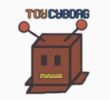 Toycyborg Logo Kids Clothes