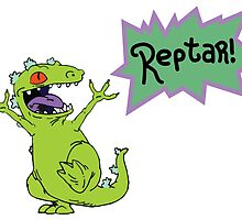 REPTAR! by LaurenTank