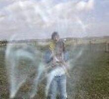 Guardiian Angel by spiritedwings