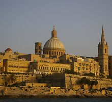 Valletta by Susan Dailey