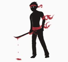 The Silhoutte of Death by weckr