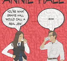 Annie Hall: Gramie Hall  by Filmowski
