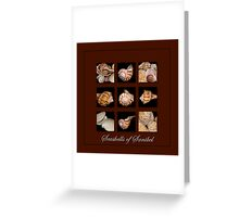 Seashells of Sanibel Greeting Card