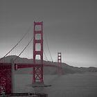 Golden Gate Bridge by MrNK4rd