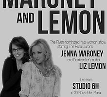Maroney and Lemon by daurizion