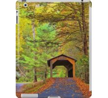 Autumn Bridge iPad Case/Skin