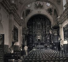 San Xavier Mission by hans419