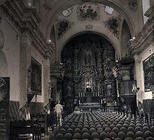 San Xavier Mission by hans419