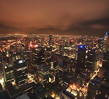 City of Mebourne  by Andrew Willesee