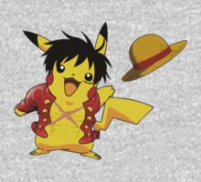 pika straw hat Kids Clothes
