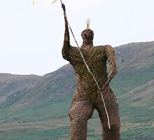 the wicker man by iaintsmart
