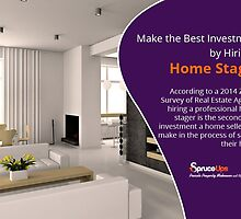 Make the Best Investment by Hiring a Home Stager  by SpruceUpsbySand