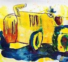 Boy's & Machines by Jane Barndon
