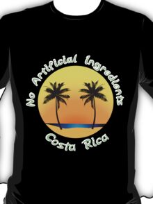 No artificial Ingredients T-Shirt