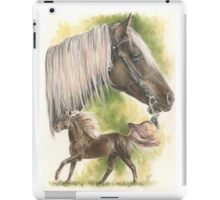 Rocky Mountain Pony iPad Case/Skin